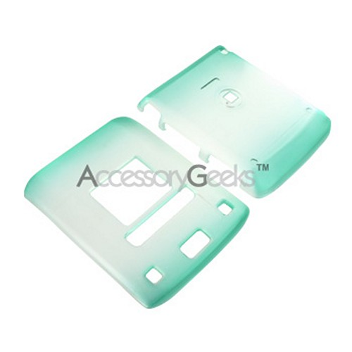 LG Lotus Icy Hard Case - Green/Clear