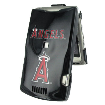 NCAA Licensed Motorola V3 MLB LA Angels of Anaheim Protective Case