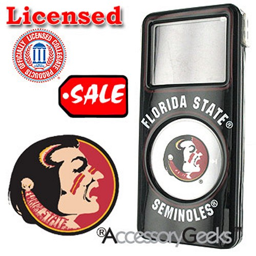 Ipod Nano 2 College Florida State Seminoles Protective Hard Case
