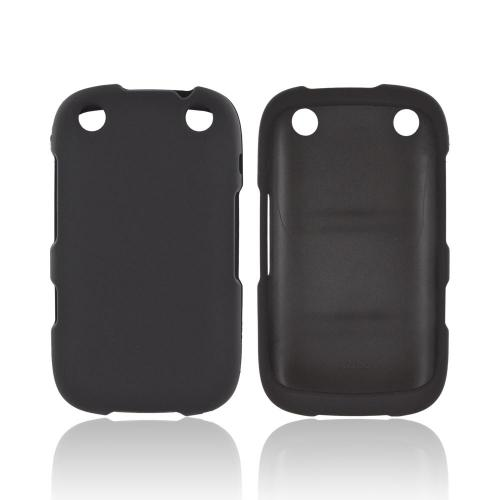 BlackBerry Curve 9310/9320 Rubberized Hard Case - Black