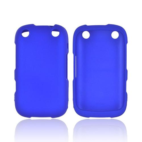 BlackBerry Curve 9310/9320 Rubberized Hard Case - Blue