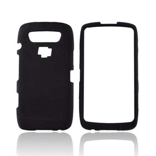 Blackberry Torch 9850 Rubberized Hard Case - Black