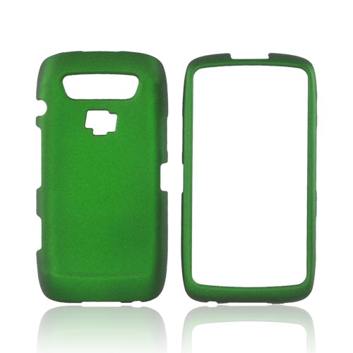 Blackberry Torch 9850 Rubberized Hard Case - Green