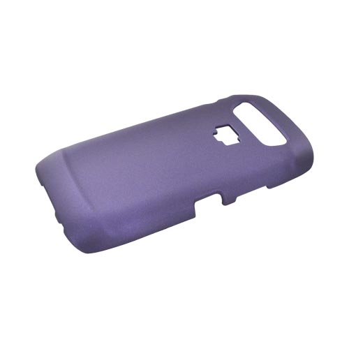 Blackberry Torch 9850 Rubberized Hard Case - Purple