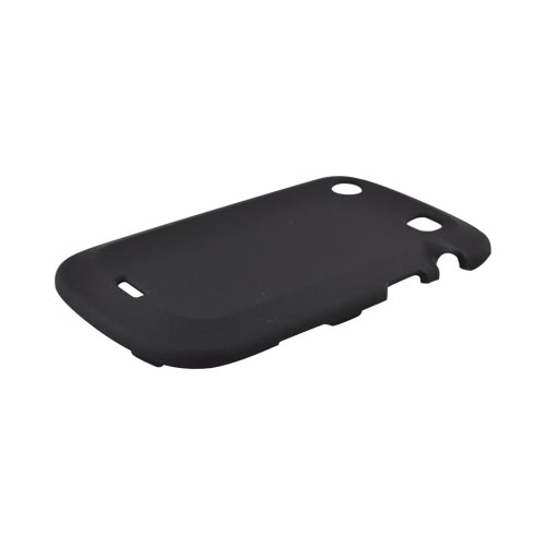 Blackberry Bold 9900, 9930 Rubberized Hard Case - Black