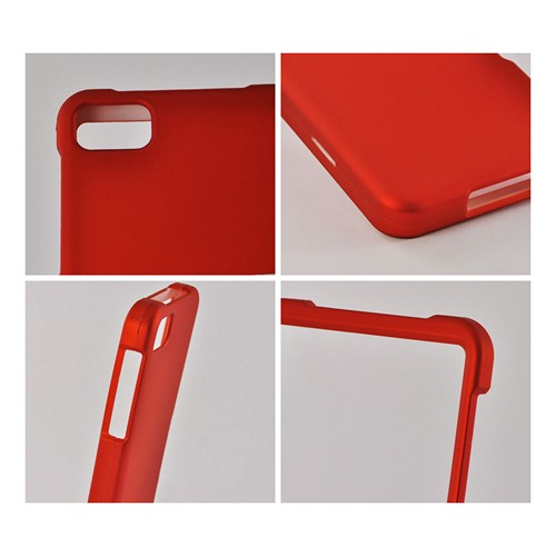 Orange Rubberized Hard Case for BlackBerry Z10