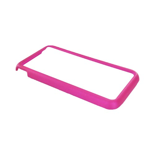 HTC Arrive Rubberized Hard Case - Hot Pink