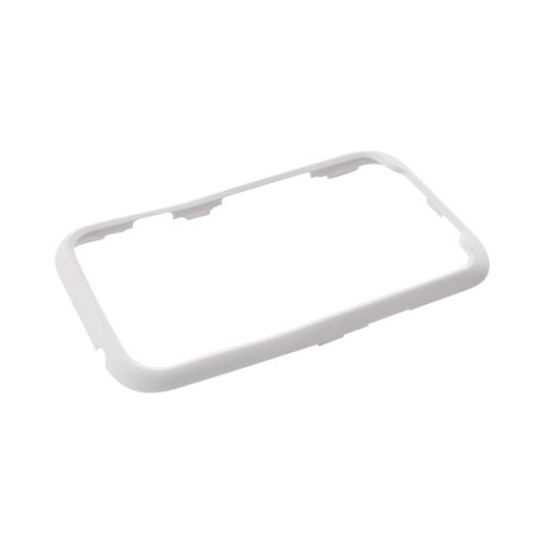 HTC Status Rubberized Hard Case - Solid White