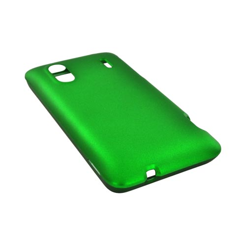 HTC EVO Design 4G Rubberized Hard Case - Green