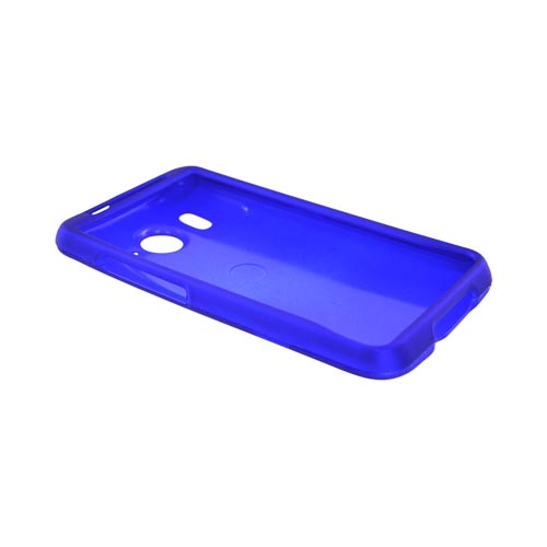 HTC Inspire 4G Rubberized Hard Case - Blue