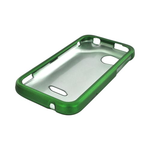 HTC Rezound Rubberized Hard Case - Green