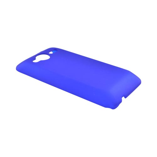 HTC EVO Shift 4G Rubberized Hard Case - Blue