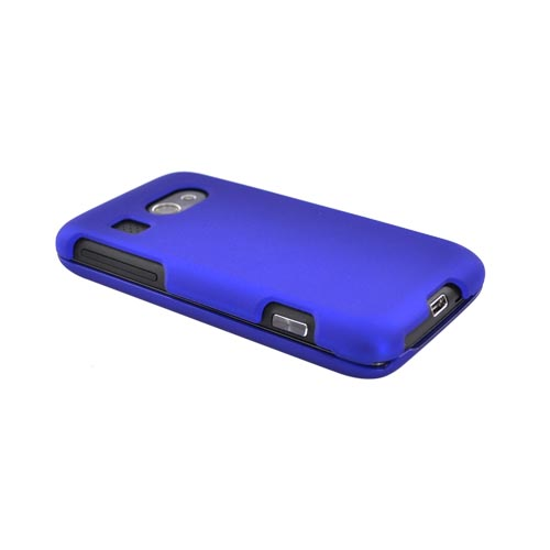 HTC Surround Rubberized Hard Case - Blue
