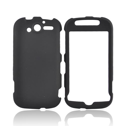 T-Mobile MyTouch 4G Rubberized Hard Case - Black