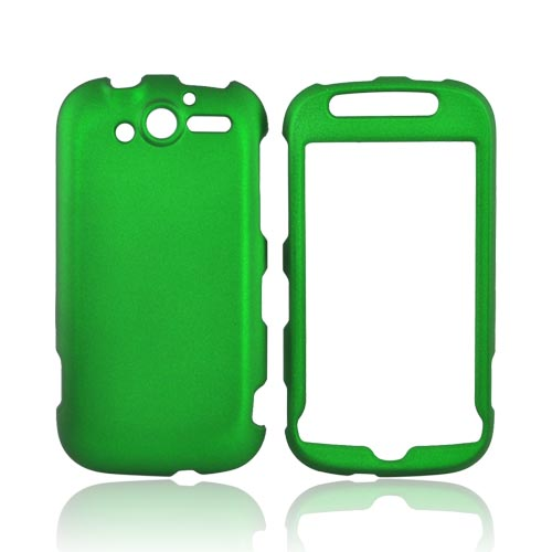 T-Mobile MyTouch 4G Rubberized Hard Case - Green