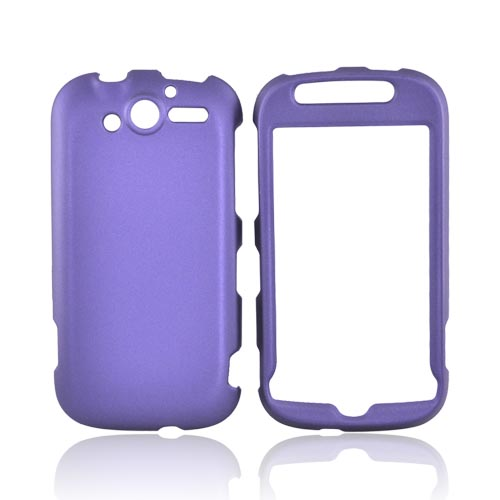T-Mobile MyTouch 4G Rubberized Hard Case - Purple