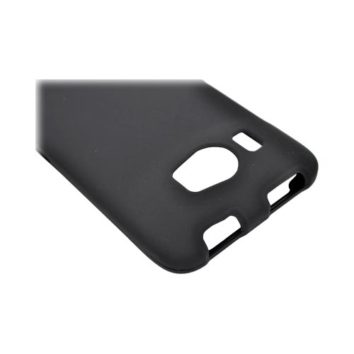 HTC Titan 2 Rubberized Hard Case - Black