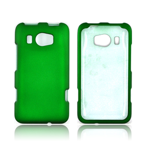 HTC Titan 2 Rubberized Hard Case - Green