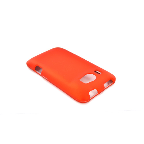 HTC Titan 2 Rubberized Hard Case - Orange