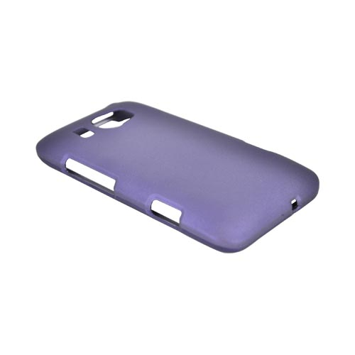 HTC Titan 2 Rubberized Hard Case - Purple