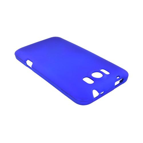 HTC Titan Rubberized Hard Case - Blue