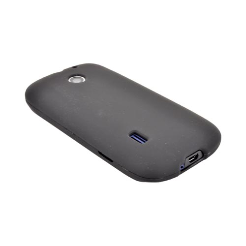 AT&T Fusion U8652 Rubberized Hard Case - Black
