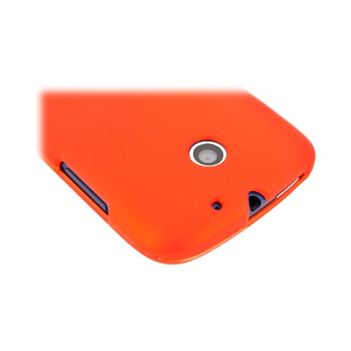 AT&T Fusion U8652 Rubberized Hard Case - Orange