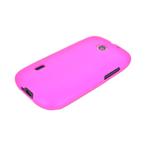 AT&T Fusion U8652 Rubberized Hard Case - Pink