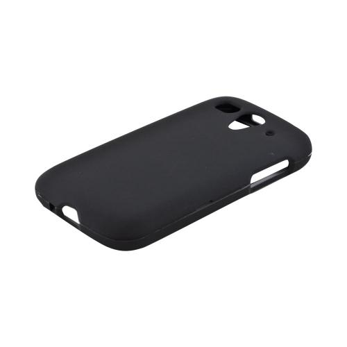 T-Mobile Huawei myTouch 2 Rubberized Hard Case - Black