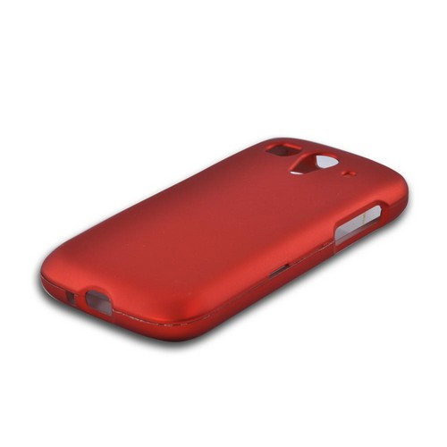 T-Mobile Huawei myTouch 2 Rubberized Hard Case - Orange