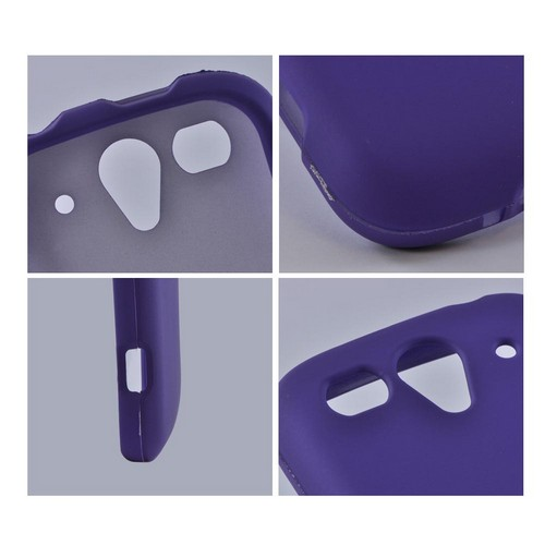 T-Mobile Huawei myTouch 2 Rubberized Hard Case - Purple