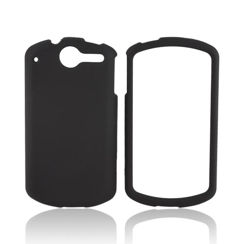 AT&T Impulse 4G Rubberized Hard Case - Black