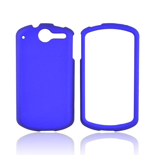 AT&T Impulse 4G Rubberized Hard Case - Blue