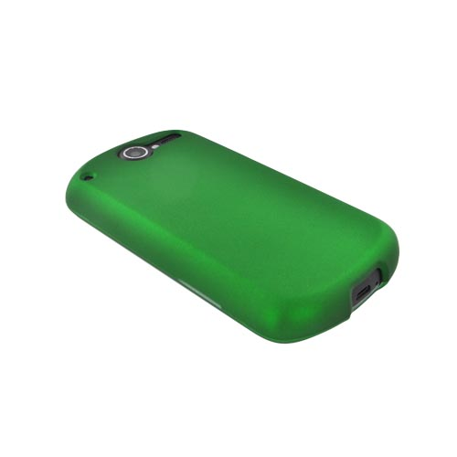 AT&T Impulse 4G Rubberized Hard Case - Green