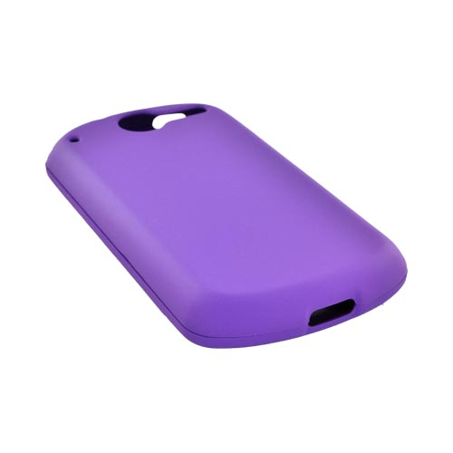 AT&T Impulse 4G Rubberized Hard Case - Purple