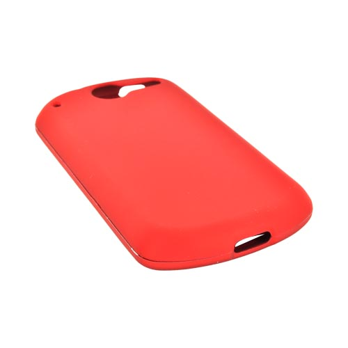 AT&T Impulse 4G Rubberized Hard Case - Red