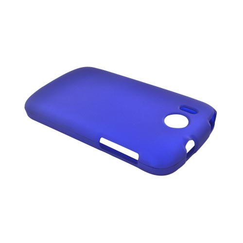 Sprint Express Rubberized Hard Case - Blue