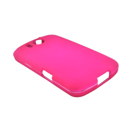 Sprint Express Rubberized Hard Case - Hot Pink