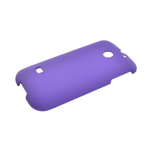 Huawei Ascend 2/ Prism/ Summit M865 Rubberized Hard Case - Purple