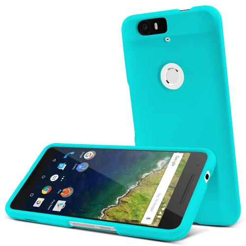 Huawei Nexus 6P Case,  [Mint]  Slim & Protective Rubberized Matte Finish Snap-on Hard Polycarbonate Plastic Case Cover