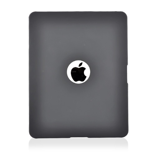 Apple iPad (1st Gen) 1st Rubberized Hard Case - Black