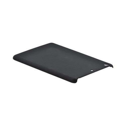 Black Rubberized Hard Case for Apple iPad Mini 1/2/3