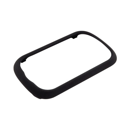 Kyocera Milano Rubberized Hard Case - Black