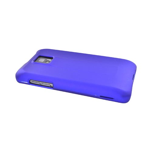 T-Mobile G2X Rubberized Hard Case - Blue