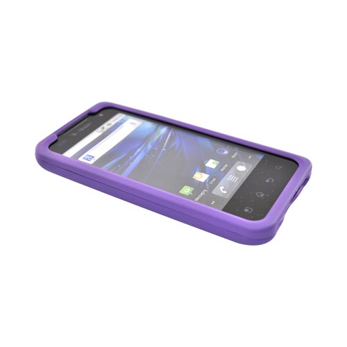T-Mobile G2X Rubberized Hard Case - Purple