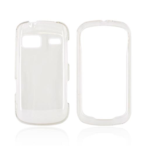 Clear Hard Case for LG Rumor Reflex