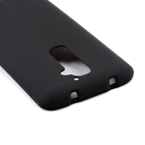 Black Rubberized Hard Case for LG G2 (AT&T, T-Mobile, & Sprint)