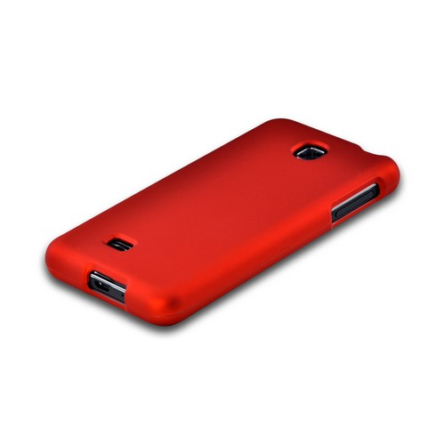 LG Escape Rubberized Hard Case - Orange