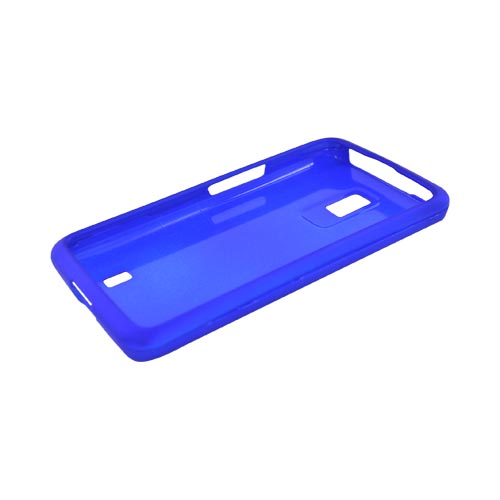 LG Spectrum Rubberized Hard Case - Blue