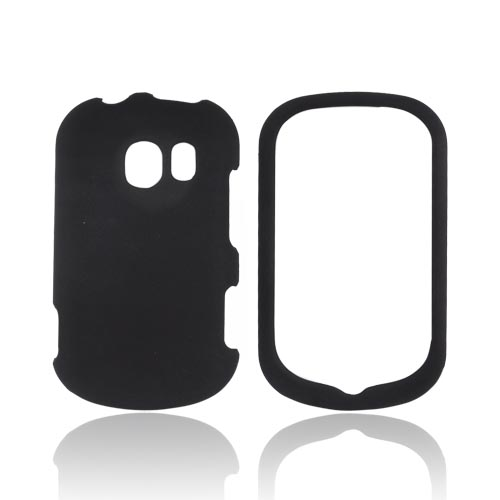 LG Extravert VN271 Rubberized Hard Case - Black